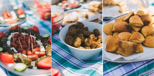wedding-dinner-greek-food