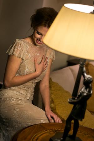 beige-weddding-dresses