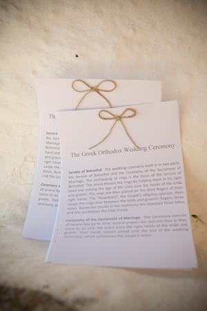 wedding-program-paper