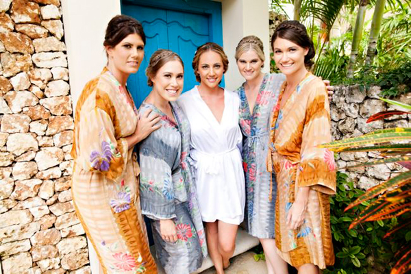 lightweight-floral-robes