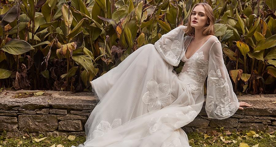 Costarellos Wedding Dresses Chic Stylish Weddings