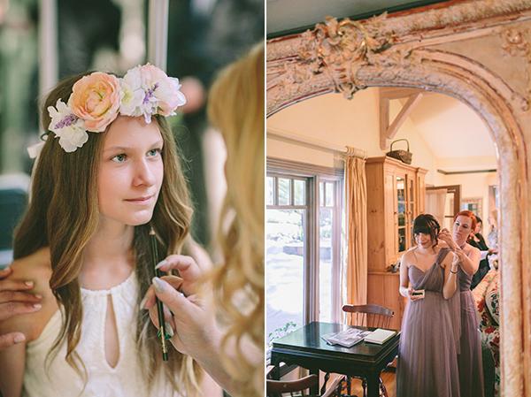 flowergirl-bridesmaid