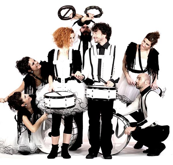 Drums-at-wedding