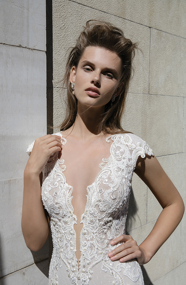 cap-sleeves-wedding-dress
