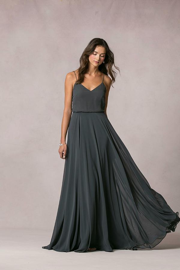 charcoal-bridesmaid-dresses-jenny-yoo
