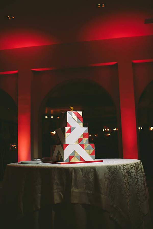 Geometrical-wedding-ideas