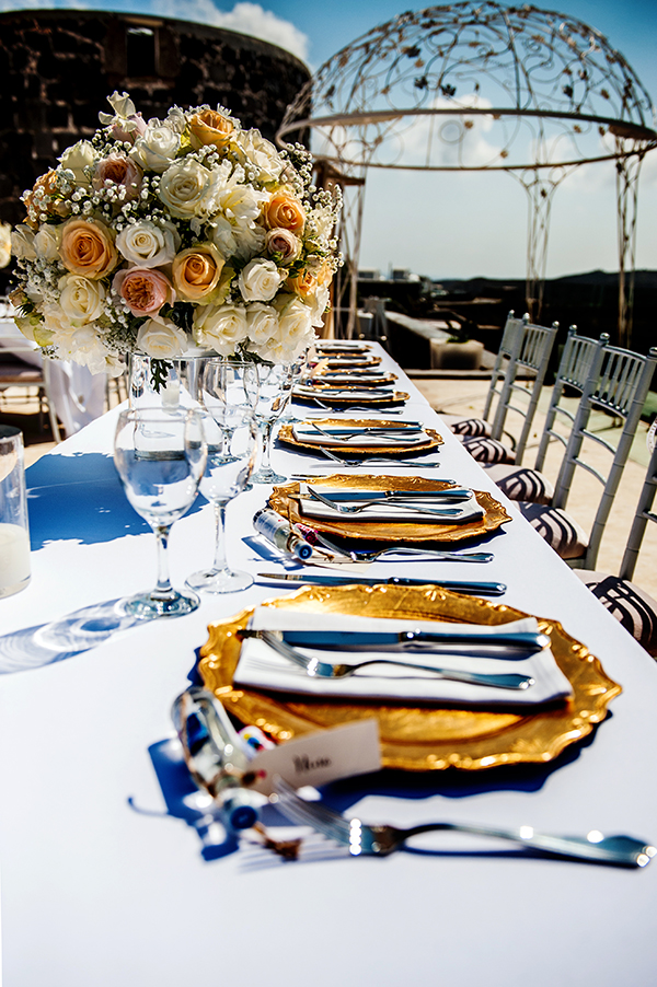 gold-wedding