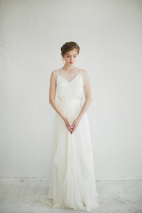 two-piece-wedding-gown