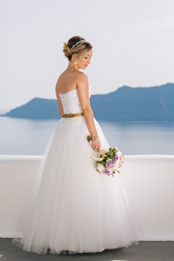 strapless-wedding-gown