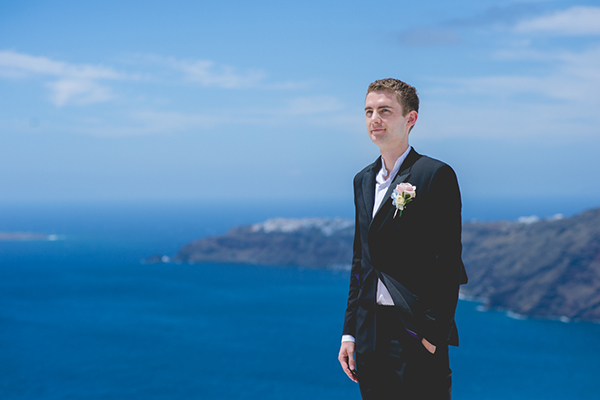 wedding-in-santorini