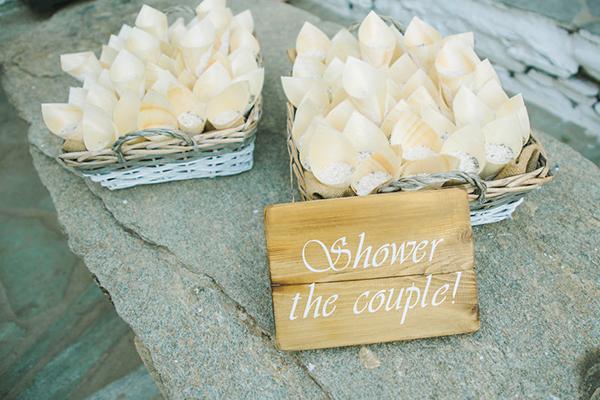 wedding-rice-cones