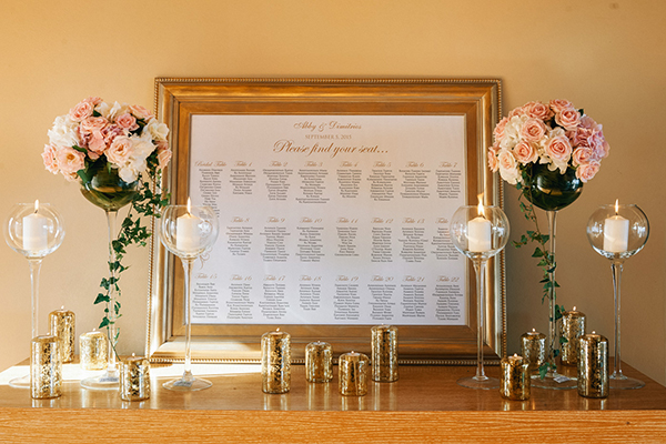 Elegant-seating-chart-wedding