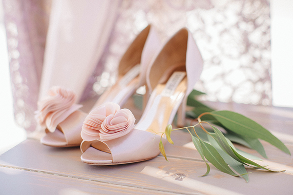 blush-wedding-shoes