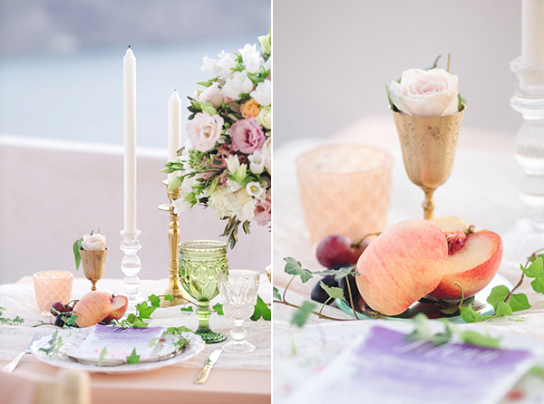 peach-and-white-wedding-decoration