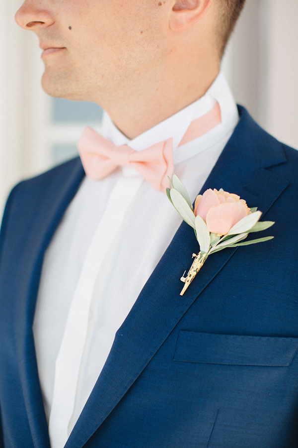 peach-bow-tie-groom