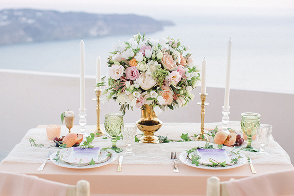 peach-gold-wedding-tablescape