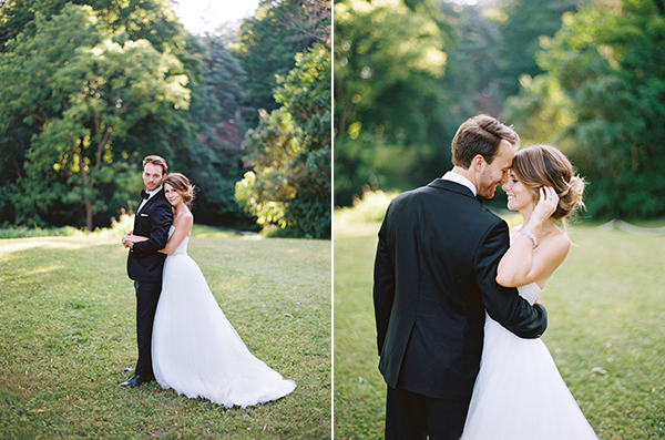 Chic Outdoor Wedding With Elegant Details Chic Stylish Weddings