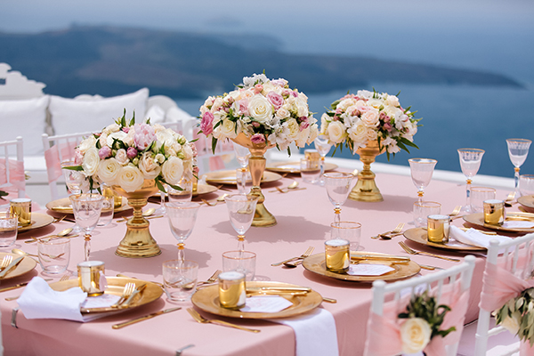 elegant-pink-and-gold-wedding-decor