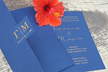 Redgrass Invitations