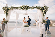 Divine Weddings Santorini
