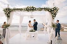 Divine Weddings Santorini