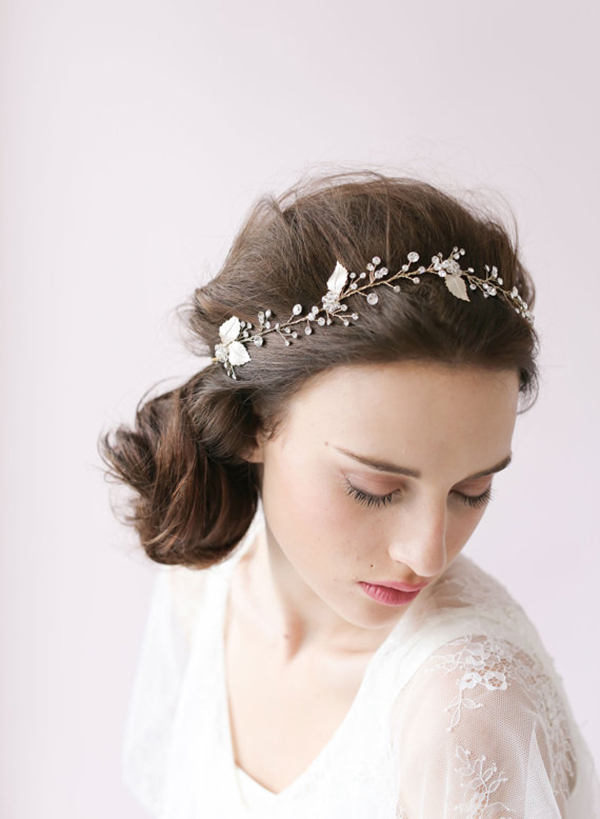 Stunning Crystal Bridal Headpiece Sparkling Gorgeous Gold Wedding Hair Comb