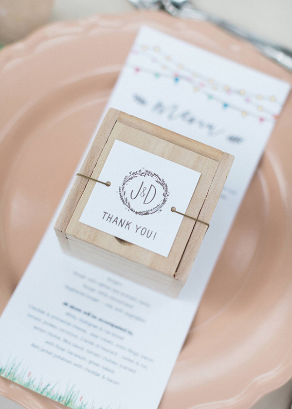 beautiful rustic wedding pink yellow peach tones-27x