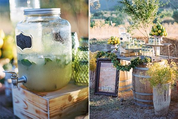 chic stylish soft tones wedding decoration ideas-10