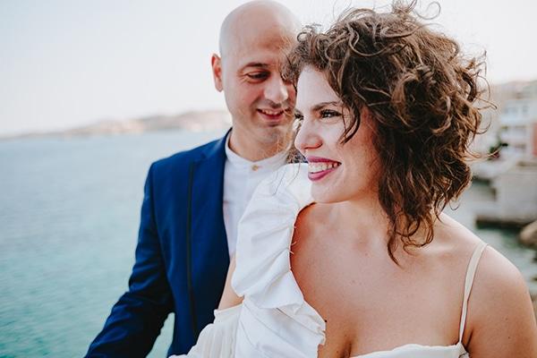 simple chic wedding blue white purple shades-02