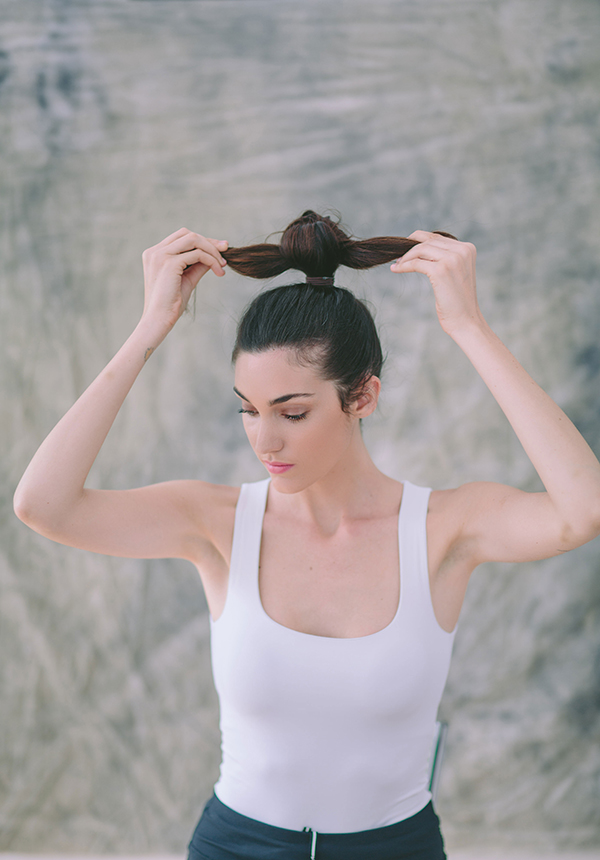 how-make-ballerina-bun-5