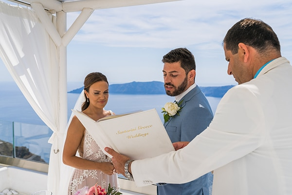 beautiful-intimate-santorini-wedding-fresh-fuchsia-flowers_13