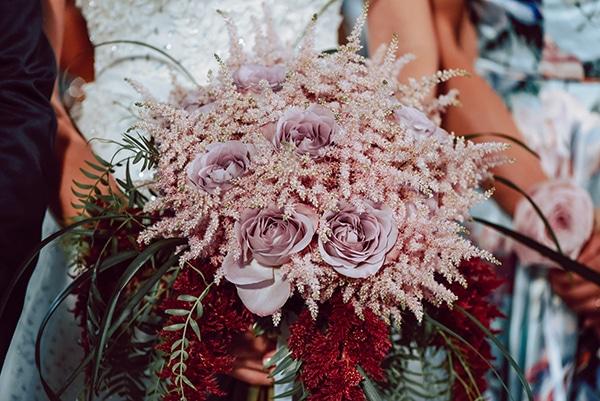 elegant-summer-wedding-athens-hanging-crystal-chandeliers-fresh-flowers_13x