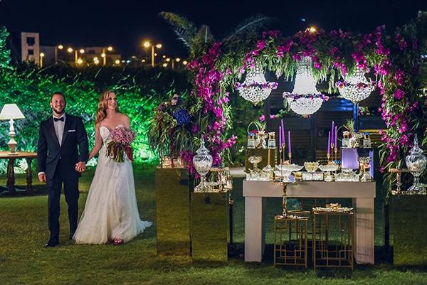 elegant-summer-wedding-athens-hanging-crystal-chandeliers-fresh-flowers_15