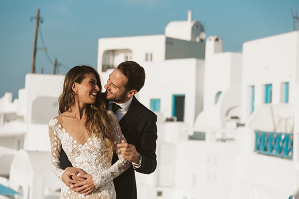 Romantic summer wedding in Thessaloniki | Nikoletta & Giorgos