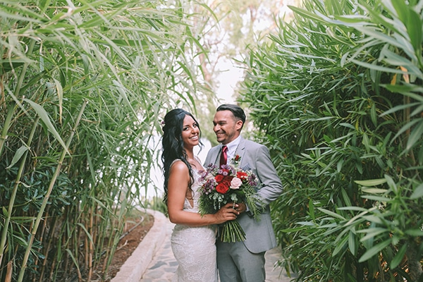 The most loveliest wedding in Athens with burgundy hues   Kristina & Chris
