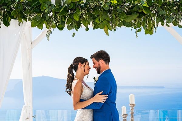 romantic-summer-wedding-most-breathtaking-view-Santorini-island_13x