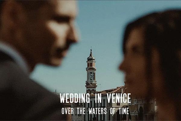 Romantic wedding video in Venice │ Mari & Efthimis