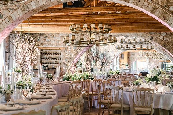 Gorgeous almond blossom wedding decoration ideas