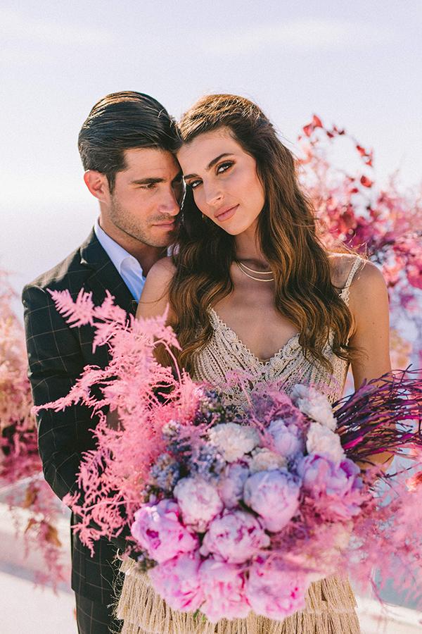 elegant-wedding-inspiration-soft-hot-pinks-santorini_03