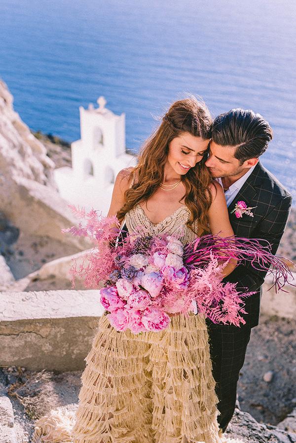 elegant-wedding-inspiration-soft-hot-pinks-santorini_04