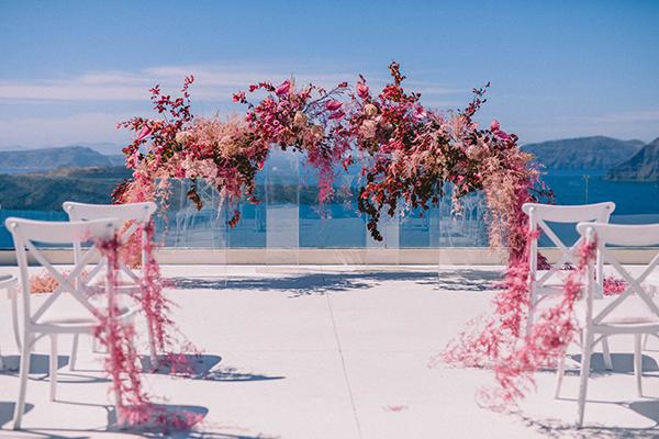 elegant-wedding-inspiration-soft-hot-pinks-santorini_21