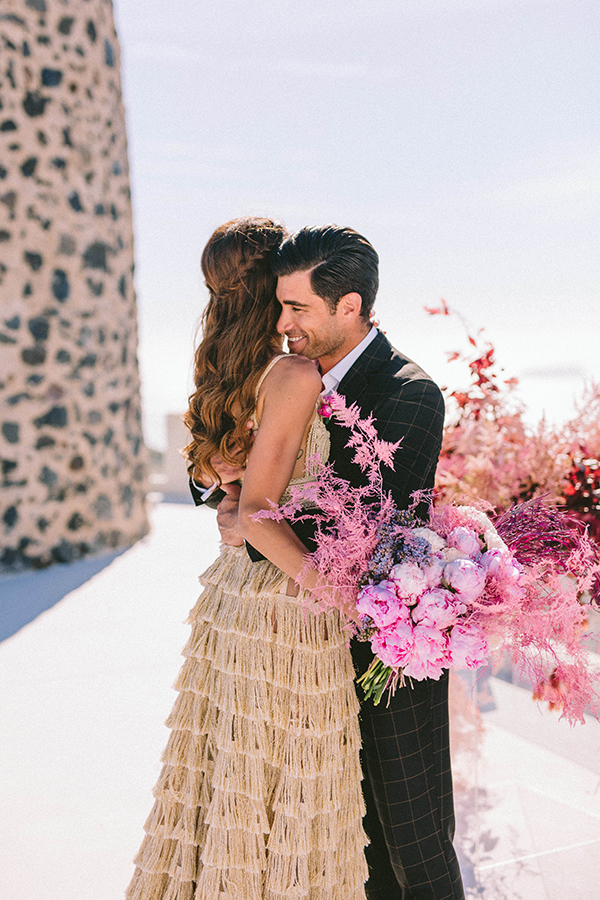 elegant-wedding-inspiration-soft-hot-pinks-santorini_28