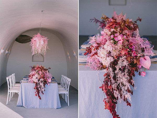 elegant-wedding-inspiration-soft-hot-pinks-santorini_33A