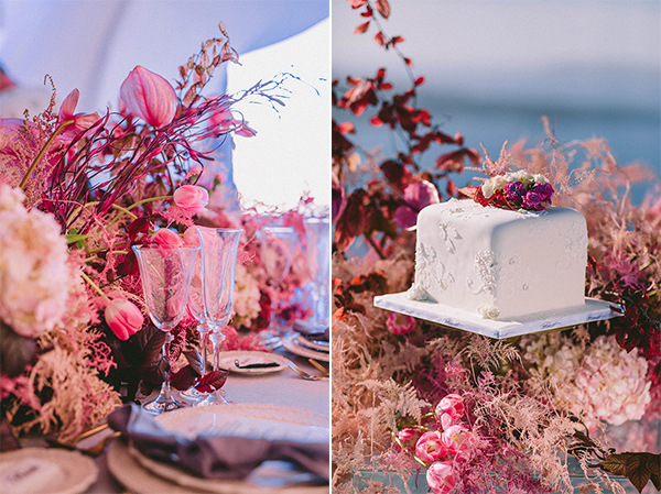 elegant-wedding-inspiration-soft-hot-pinks-santorini_34A
